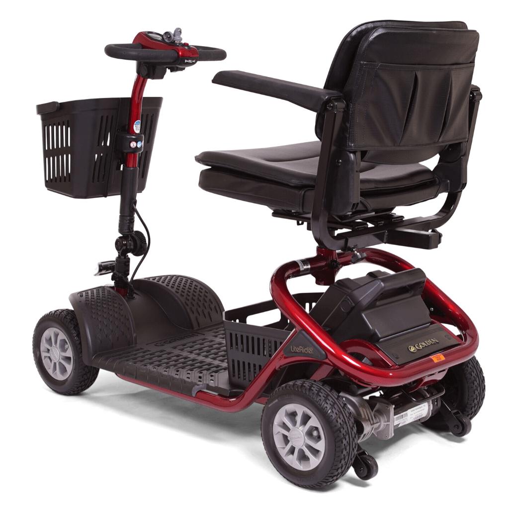 קלנועית 4 גלגלים LiteRiderGL140