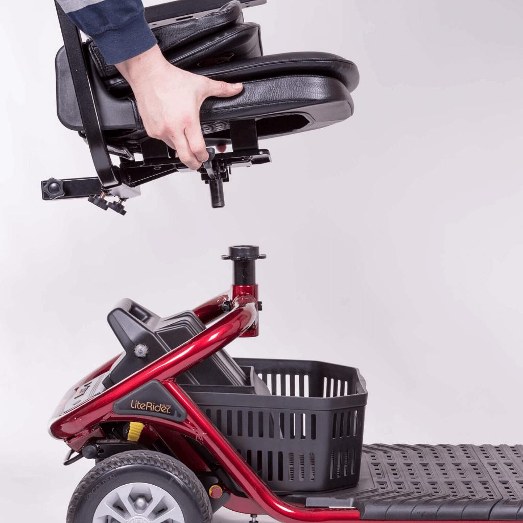 קלנועית 3 גלגלים GL111 LiteRider