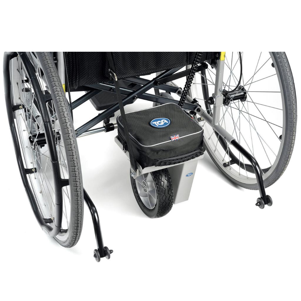 מנוע עזר לכסא גלגלים - דגם Solo