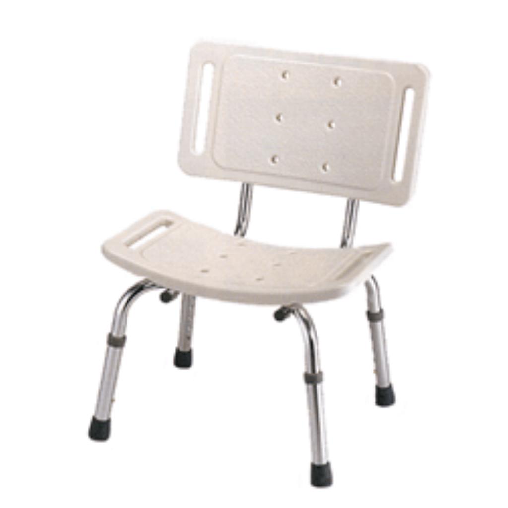 כיסא רחצה טלסקופי למקלחת